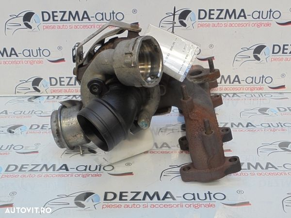 Turbosuflanta , Vw Golf 5 Plus 1.9tdi, BLS - 1