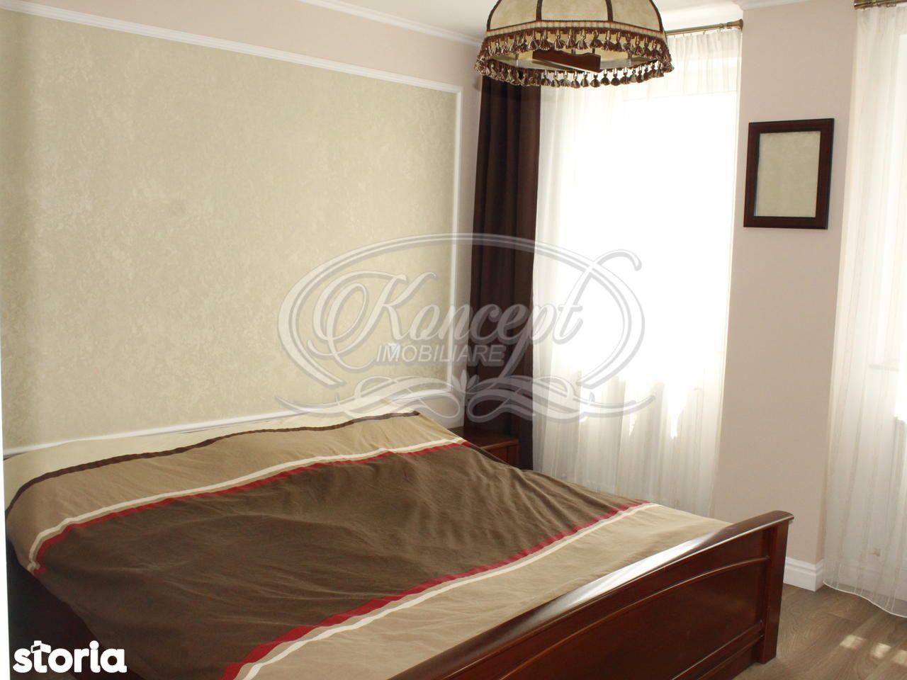 Apartament de vanzare, Cluj (judet), Strada Trandafirilor - Foto 1