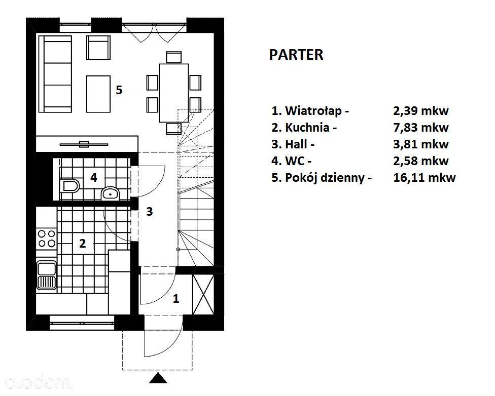 Dom na sprzedaż, Wrocław, Muchobór Wielki - Foto 3