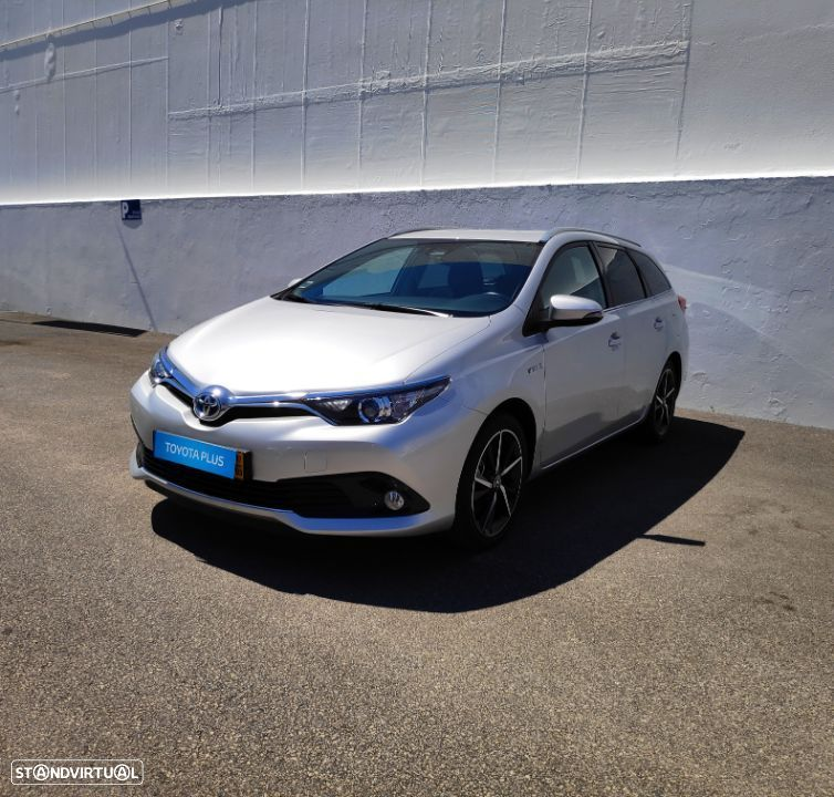 Toyota Auris Touring Sports TS 1.8 Hybrid Comfort + Techno + Pack Sport - 1