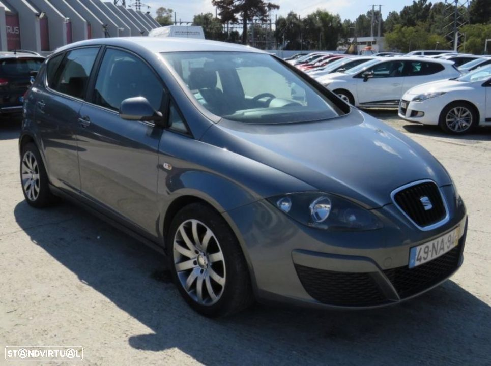 SEAT Altea 1.6 TDi Reference Eco.Start-Stop - 3