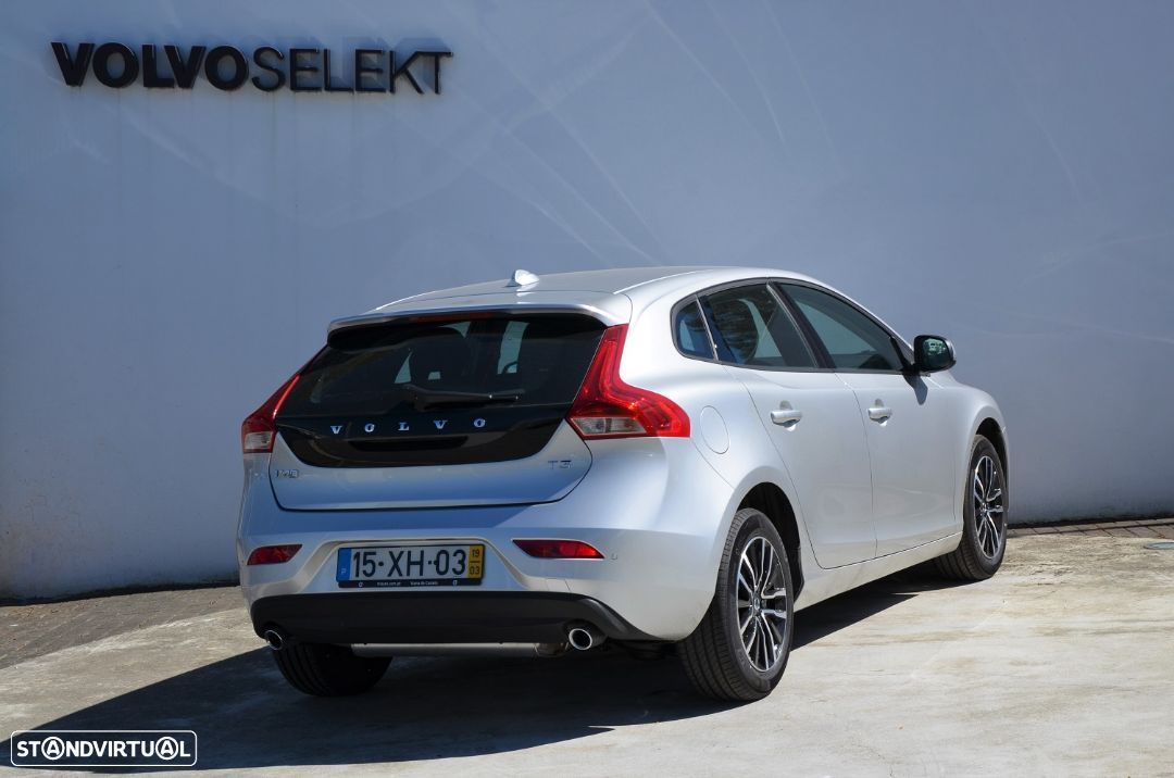Volvo V40 T3 Sport Edition Plus Geartronic - 9