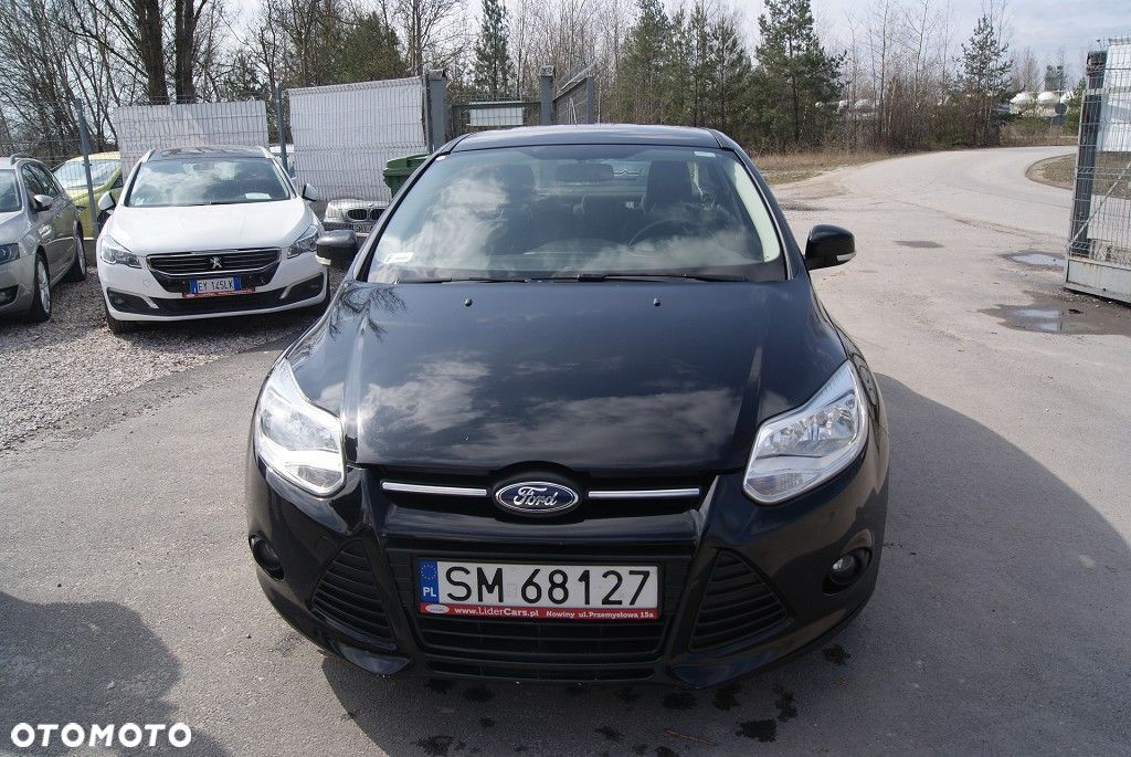 Ford Focus 1,6 Tdci, f-ra vat 23%, salon pl - 7