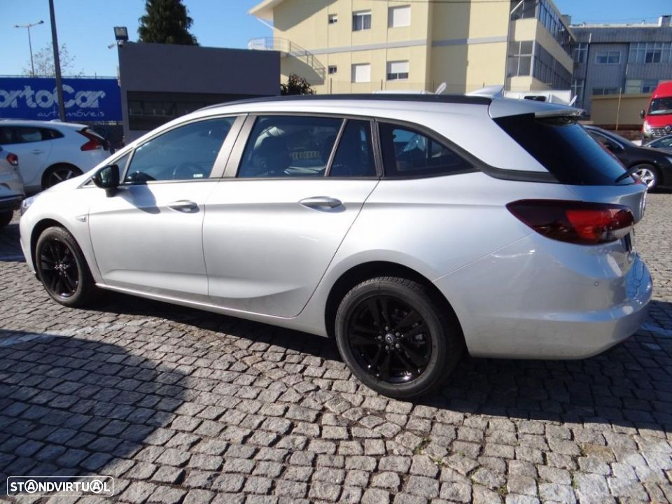 Opel Astra Sports Tourer astra st 1.6 cdti edition s/s - 10