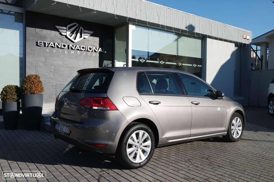 VW Golf 1.6TDI DSG GPS EDITION - 7