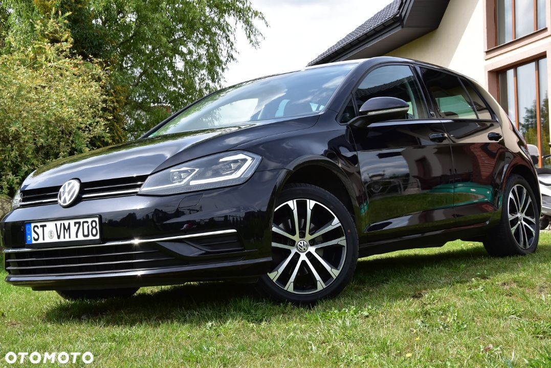 Volkswagen Golf SoundEdition*2.0TDI 150KM*FullLED*Navi3d*PDC*ACC*DynAudio*2kplALU*ASO - 2