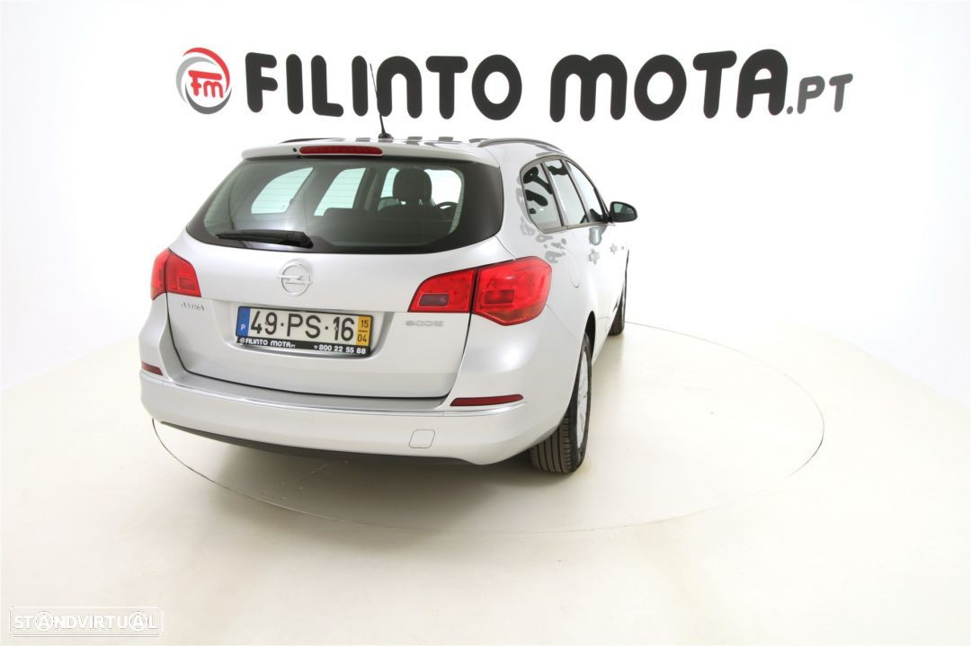Opel Astra Sports Tourer 1.3 CDTi Selection S/S - 8