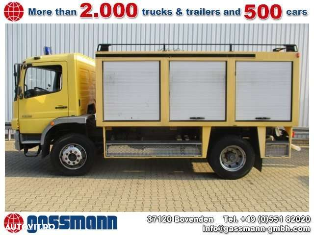 Mercedes-Benz Atego 1325 AF 4x4 Workshop truck - 2
