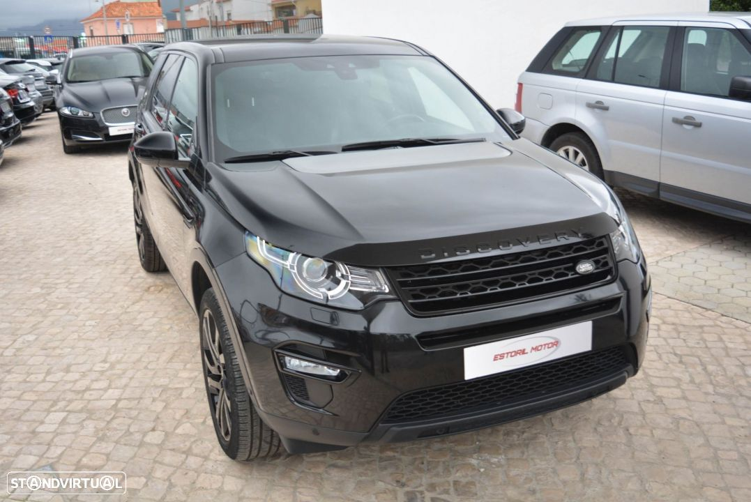 Land Rover Discovery Sport HSE Luxury - 1
