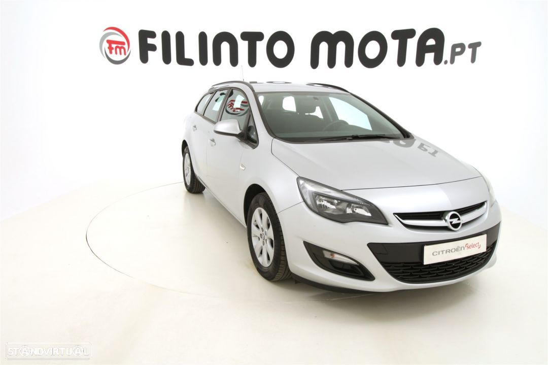 Opel Astra Sports Tourer 1.3 CDTi Selection S/S - 23
