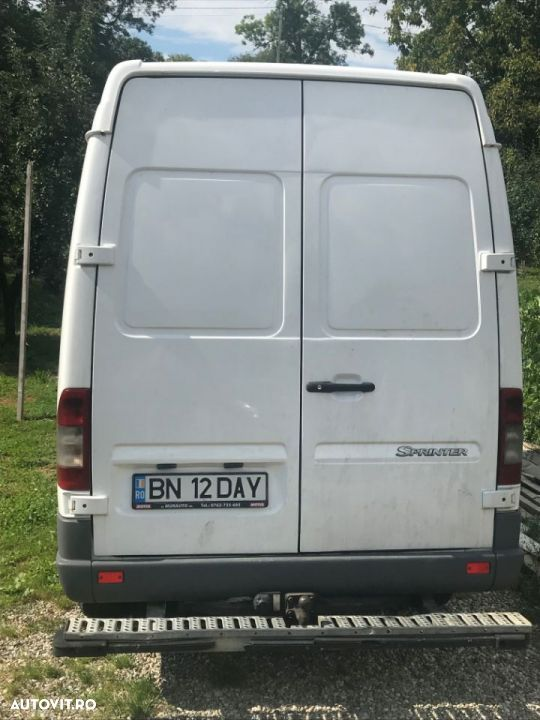 Mercedes-Benz sprinter 208 D 3550 - 2