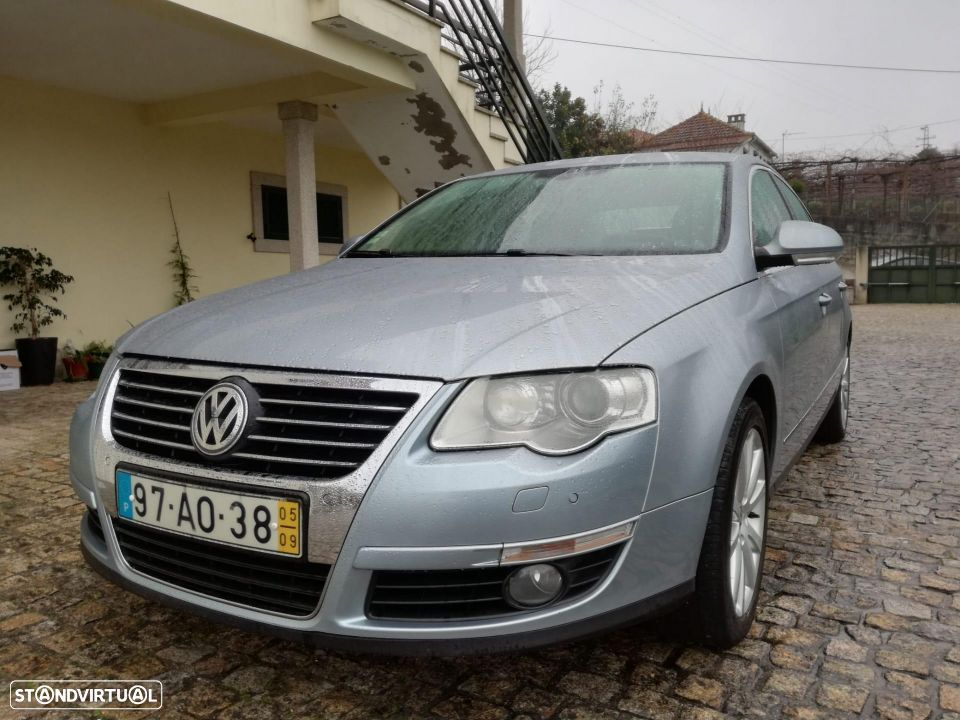 VW Passat Highline - 1