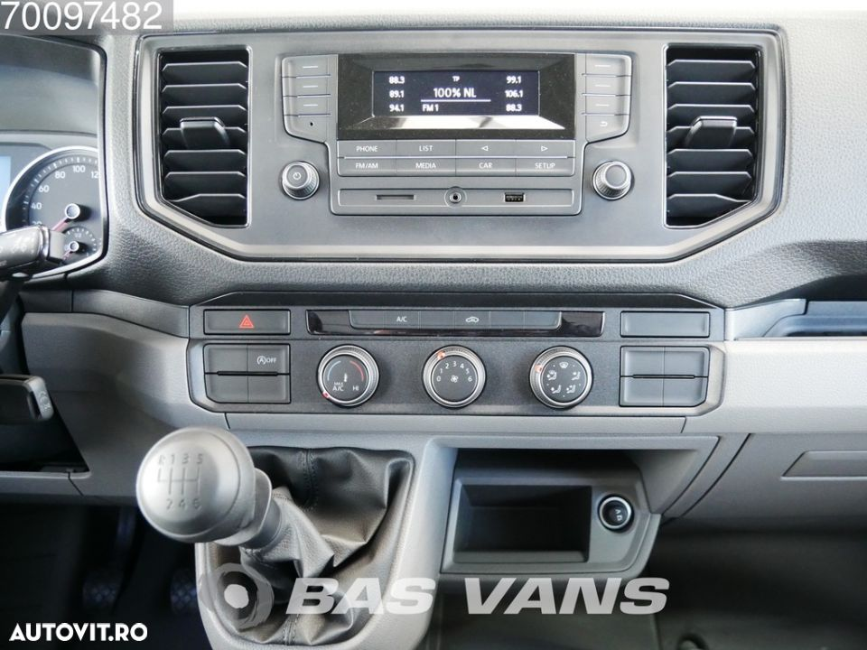 Volkswagen Crafter 2.0 TDI 140PK Nieuw Enkellucht Chassis cabine Cruise control Airco Cruise - 10