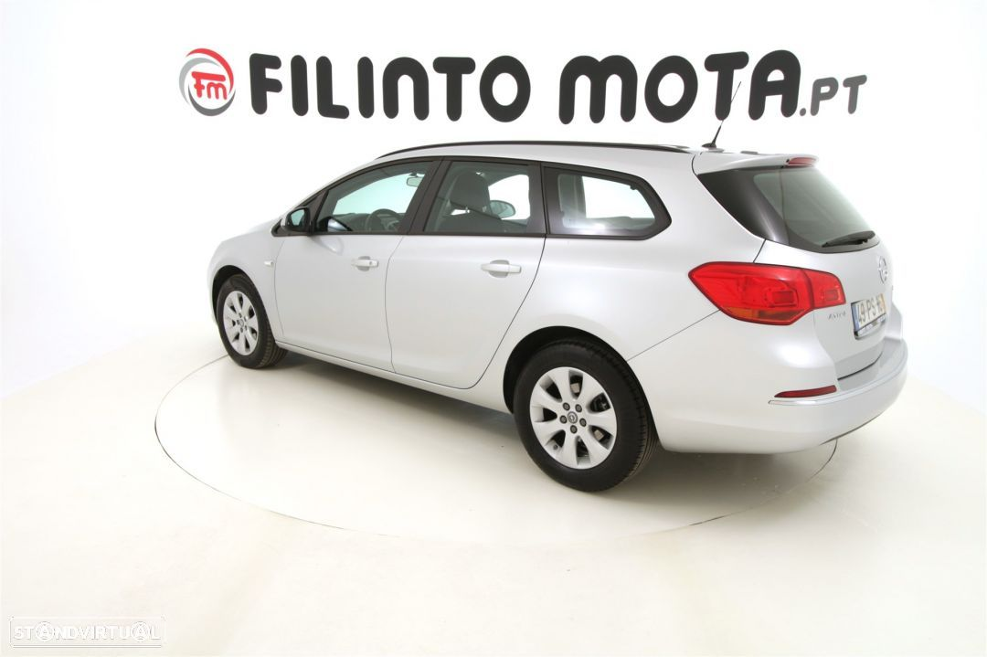 Opel Astra Sports Tourer 1.3 CDTi Selection S/S - 15