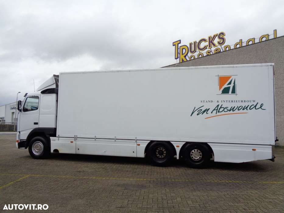 Volvo FH12 + Manual + airco - 24