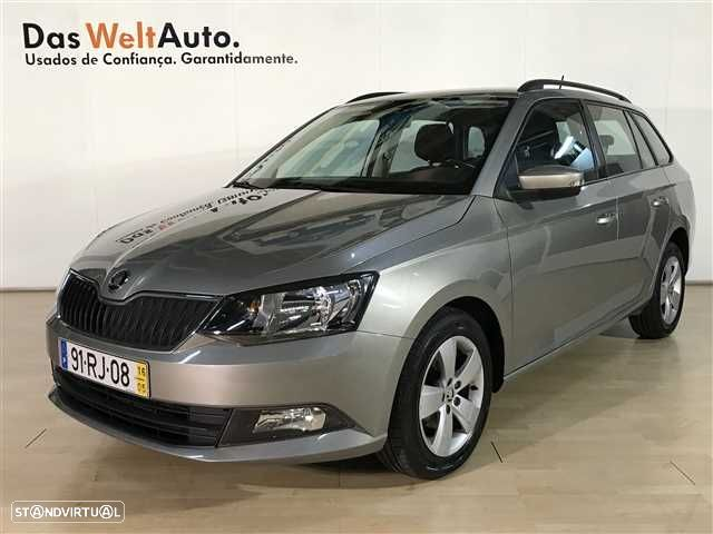 Skoda Fabia Break 1.4 TDi Ambition - 1