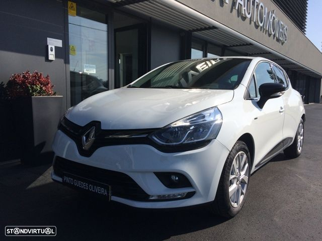Renault Clio TCE Limited Novo - 1