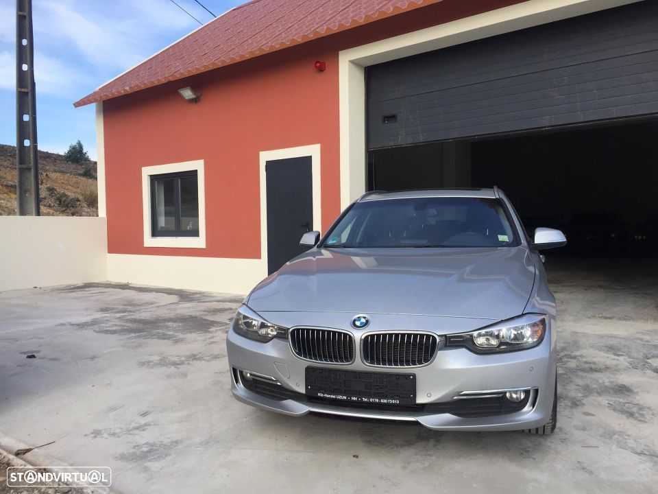 BMW 320 d Touring Line Luxury - 1