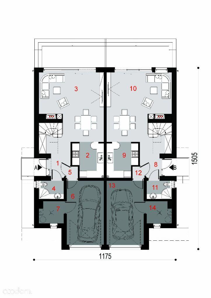 Dom na sprzedaż, Krępice, średzki, dolnośląskie - Foto 9