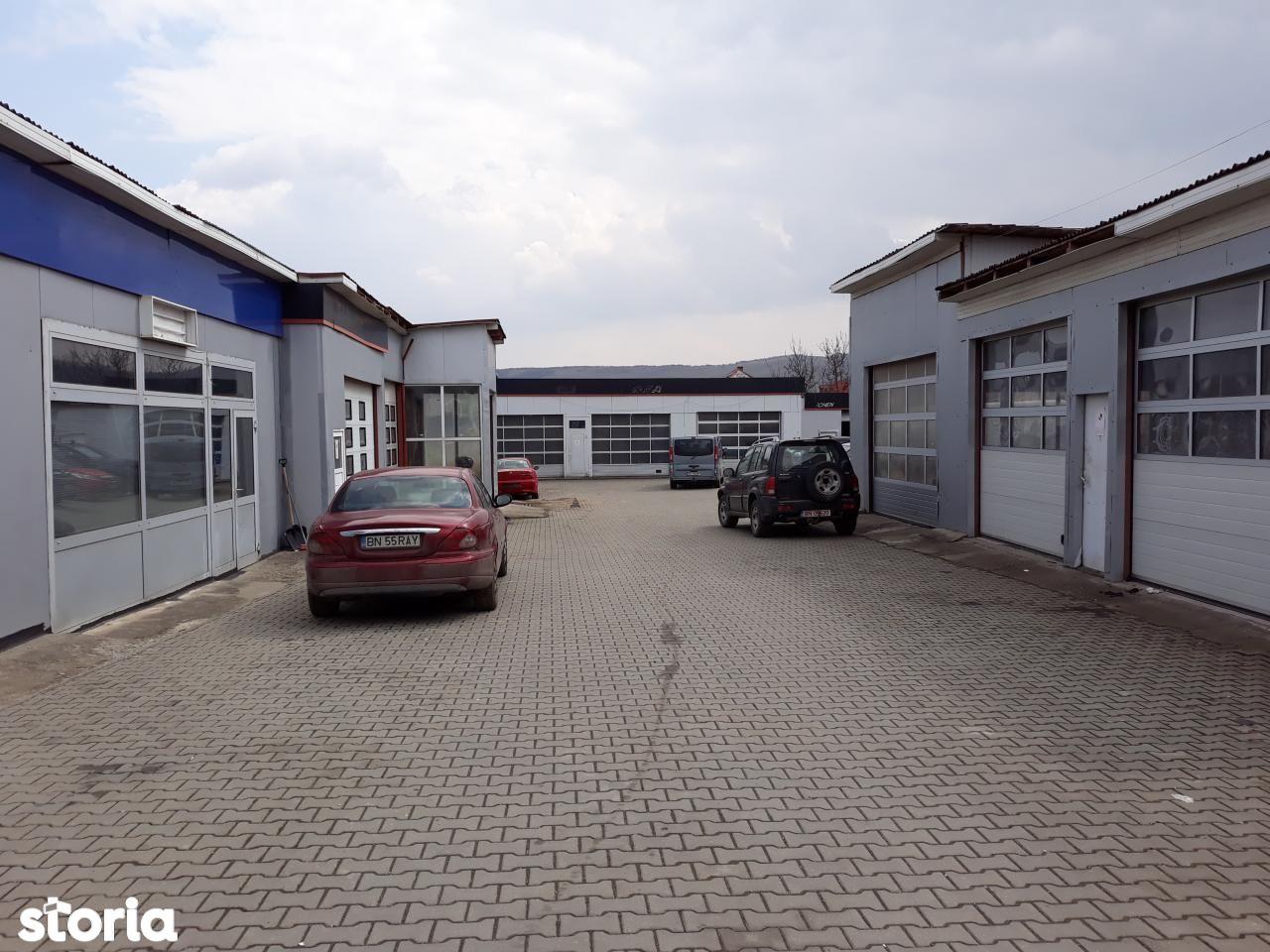 Spatiu Comercial de vanzare, Bistrița-Năsăud (judet), Viişoara - Foto 2