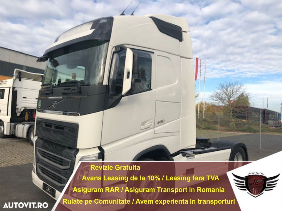 Volvo FH 460 EURO 6 2014 Leasing - 16