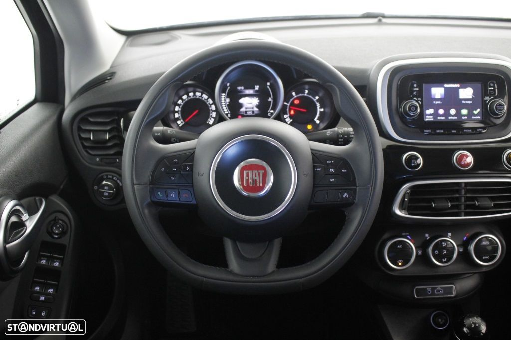 Fiat 500X 1.3 Multijet 95cv S/S POP STAR GPS - 20
