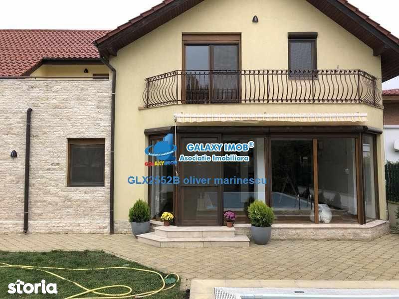 Casa de inchiriat, București (judet), Strada Nicolae G. Caramfil - Foto 1