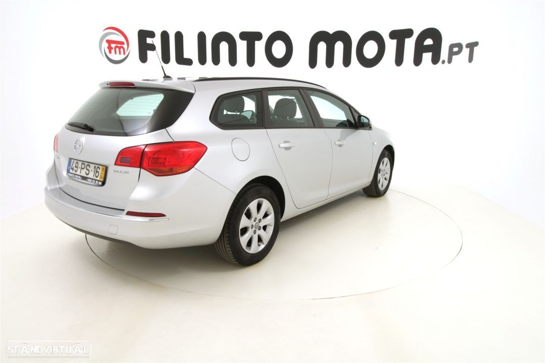 Opel Astra Sports Tourer 1.3 CDTi Selection S/S - 6