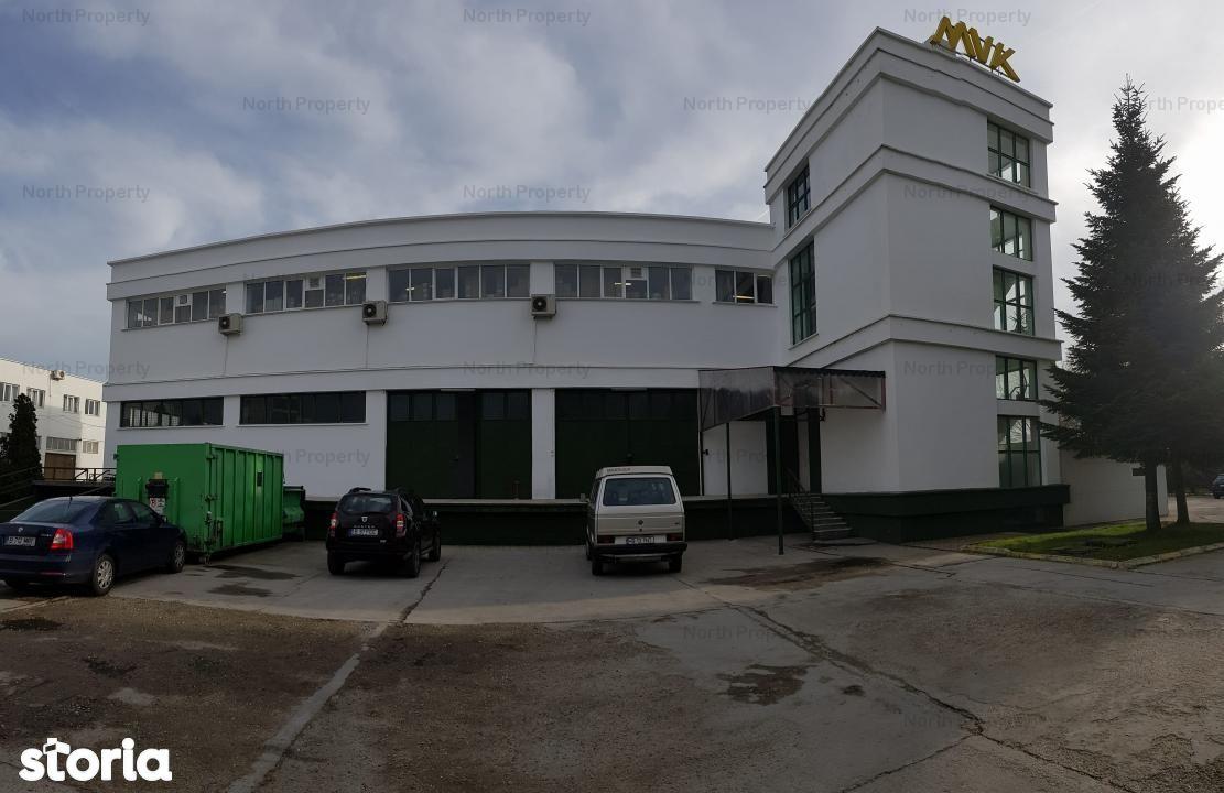 Depozit / Hala de inchiriat, Ilfov (judet), Drumul Bisericii - Foto 2