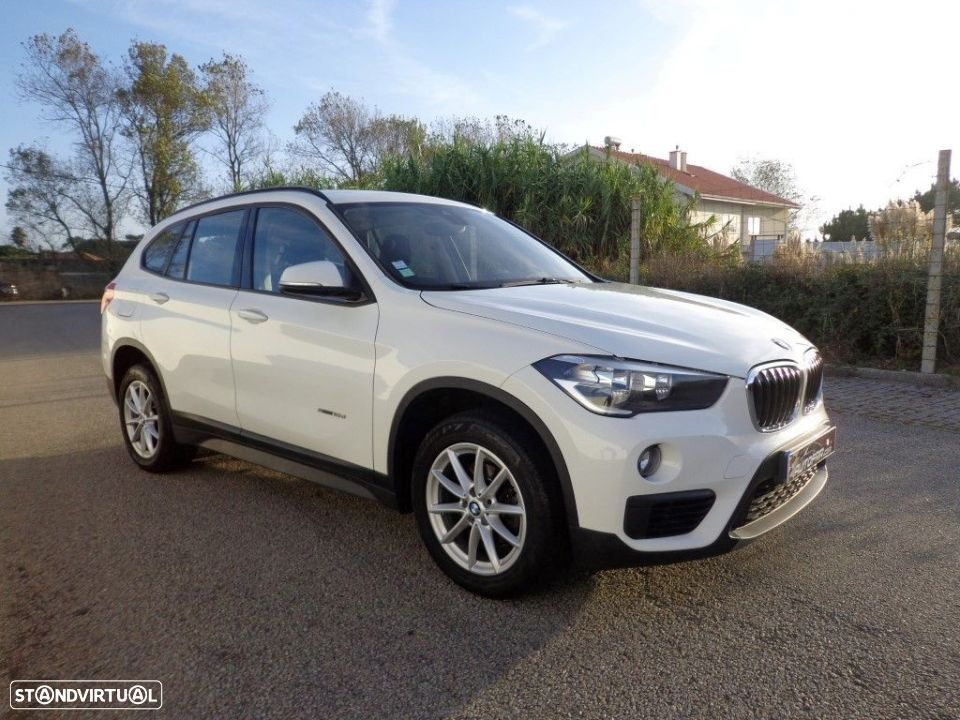BMW X1 16d Advantage - 1