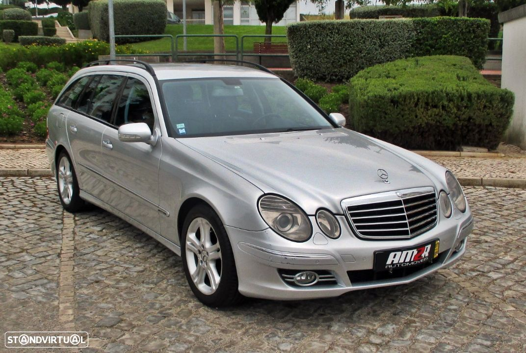 Mercedes-Benz E 320 CDI AVANTGARDE - 1