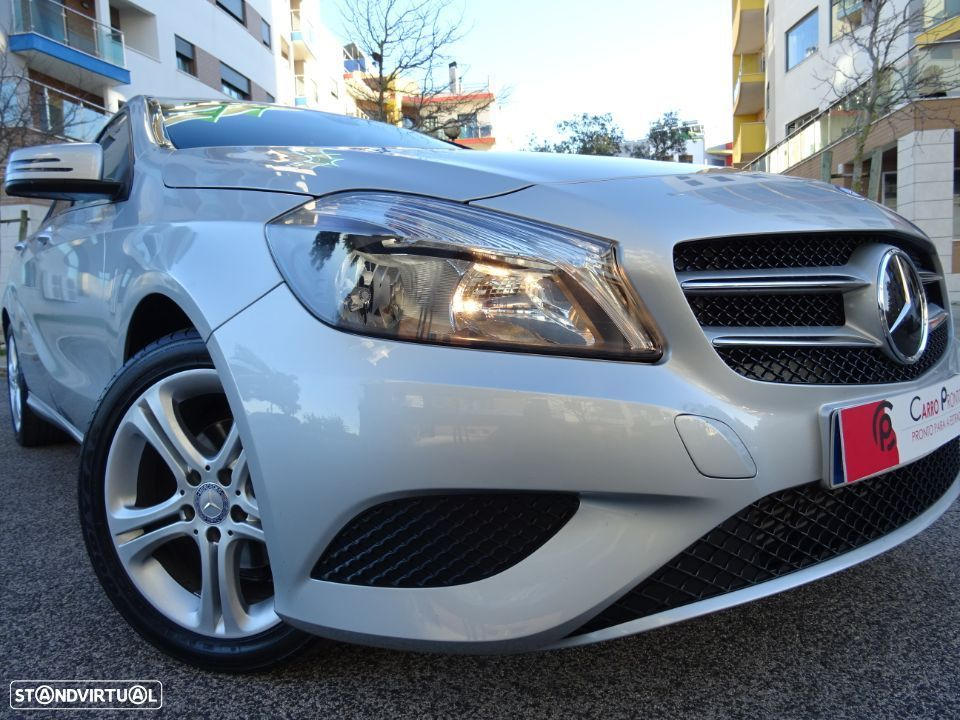 Mercedes-Benz A 180 CDI BlueEfficiency style - 8