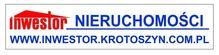 To ogłoszenie dom na sprzedaż jest promowane przez jedno z najbardziej profesjonalnych biur nieruchomości, działające w miejscowości Krotoszyn, krotoszyński, wielkopolskie: BIURO OBROTU NIERUCHOMOŚCIAMI INWESTOR