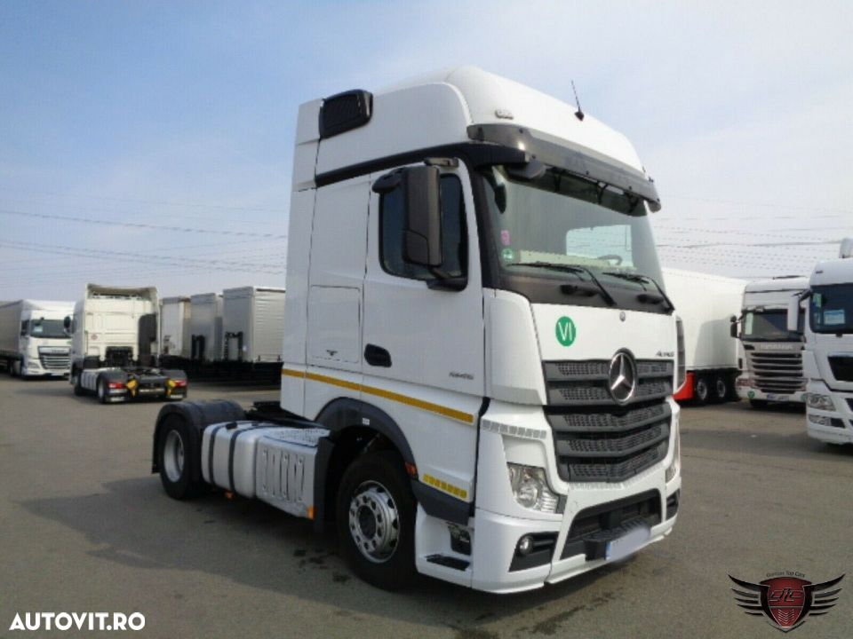 Mercedes-Benz ACTROS 1845 LS EURO 6 2015 Nr. Intern 10551 Leasing - 1