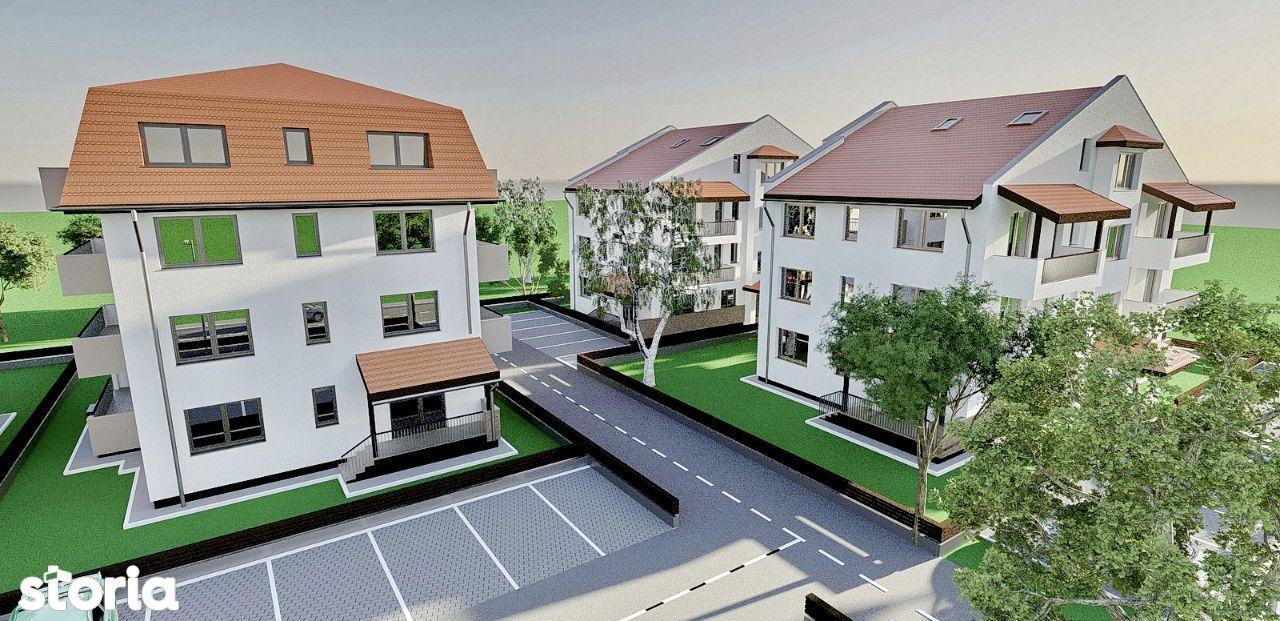 Apartament de vanzare, Brașov (judet), Sânpetru - Foto 1010