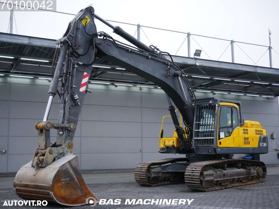 Volvo EC 360 C Nice and clean condition - 1