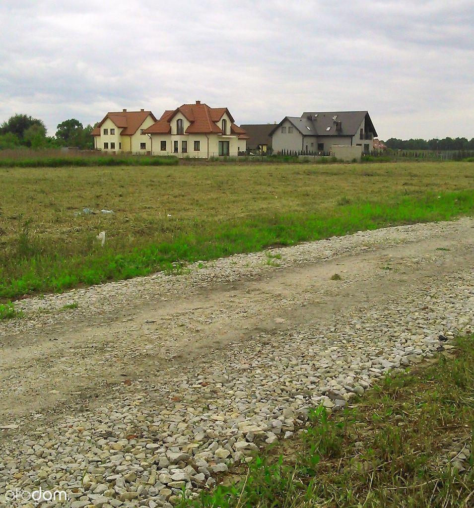 Działka na sprzedaż, Dobrzykowice, wrocławski, dolnośląskie - Foto 1