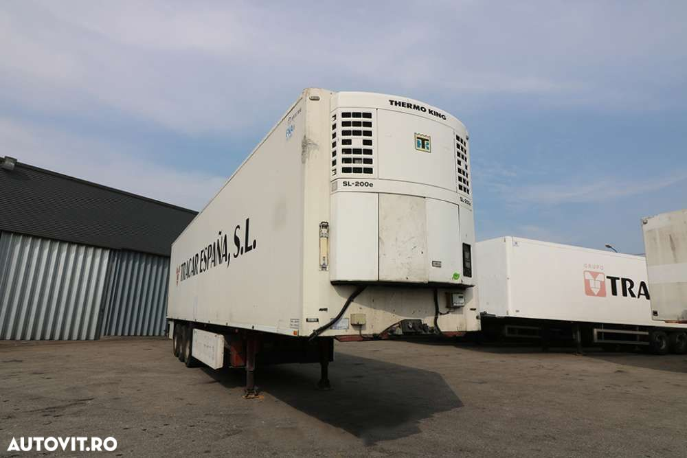 LeciTrailer thermoking - 7