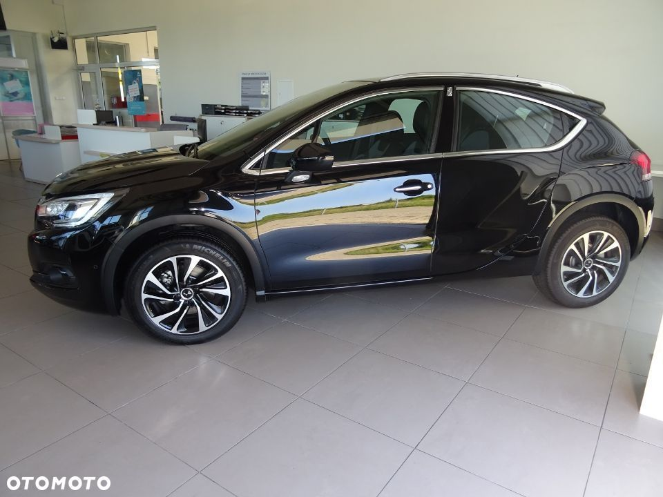 DS Automobiles DS 4 Crossback Auto Demo 1.6 Benzyna EAT6 AUTOMAT - 20
