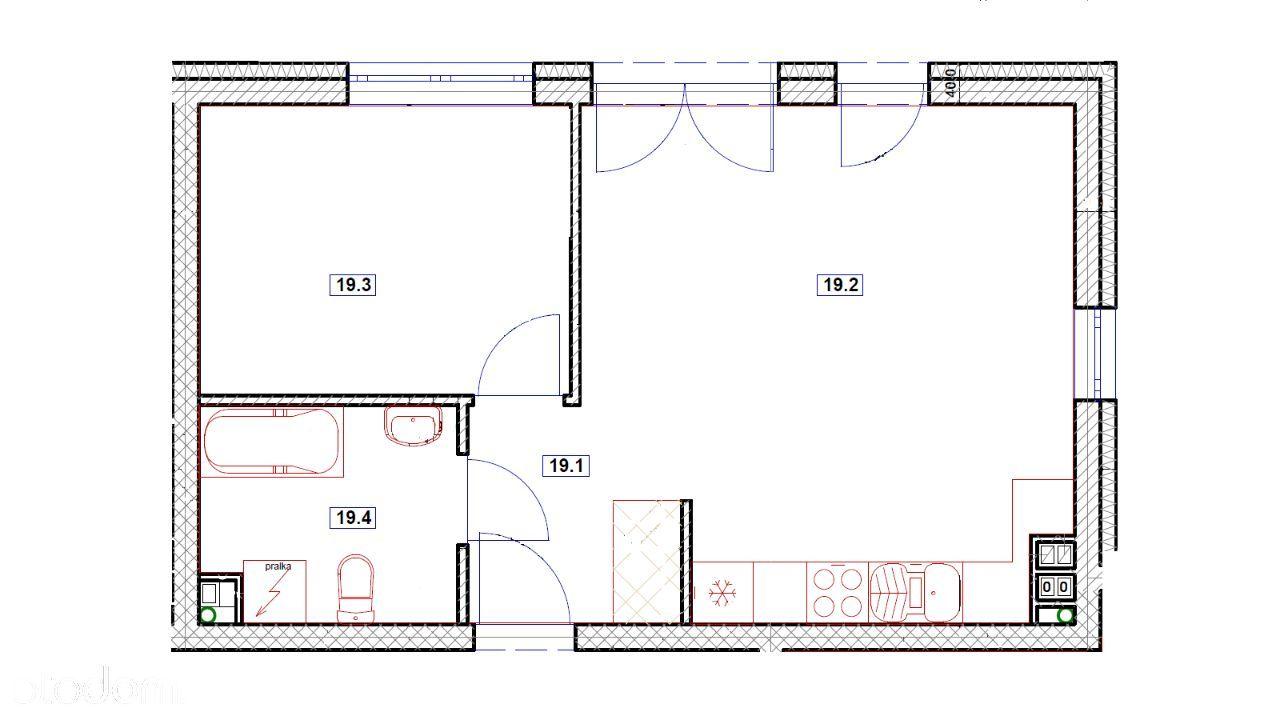 Mieszkanie na sprzedaż, Jarocin, jarociński, wielkopolskie - Foto 6