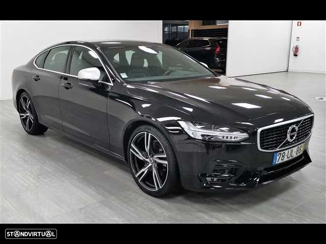 Volvo S90 2.0 D4 R-Design Geartronic - 5