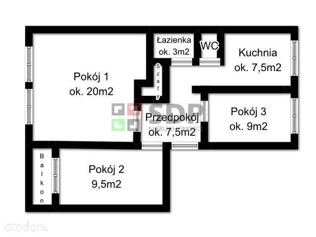 Mieszkanie na sprzedaż, Wrocław, Popowice - Foto 5