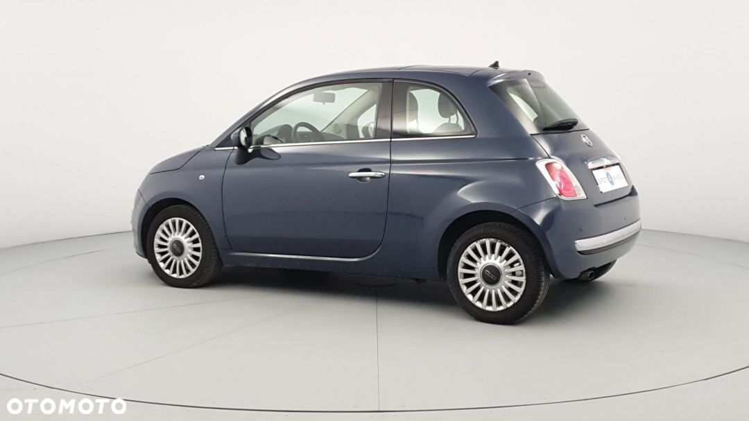 Fiat 500 0,9 Turbo panorama, start-stop, czujniki parkowania. - 3