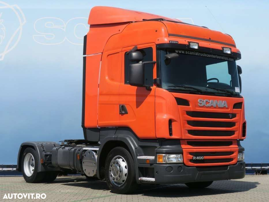 Scania R400LA4X2MEB SCR only - 2