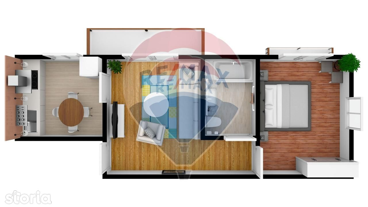 Apartament de vanzare, Sibiu (judet), Primăverii - Foto 12