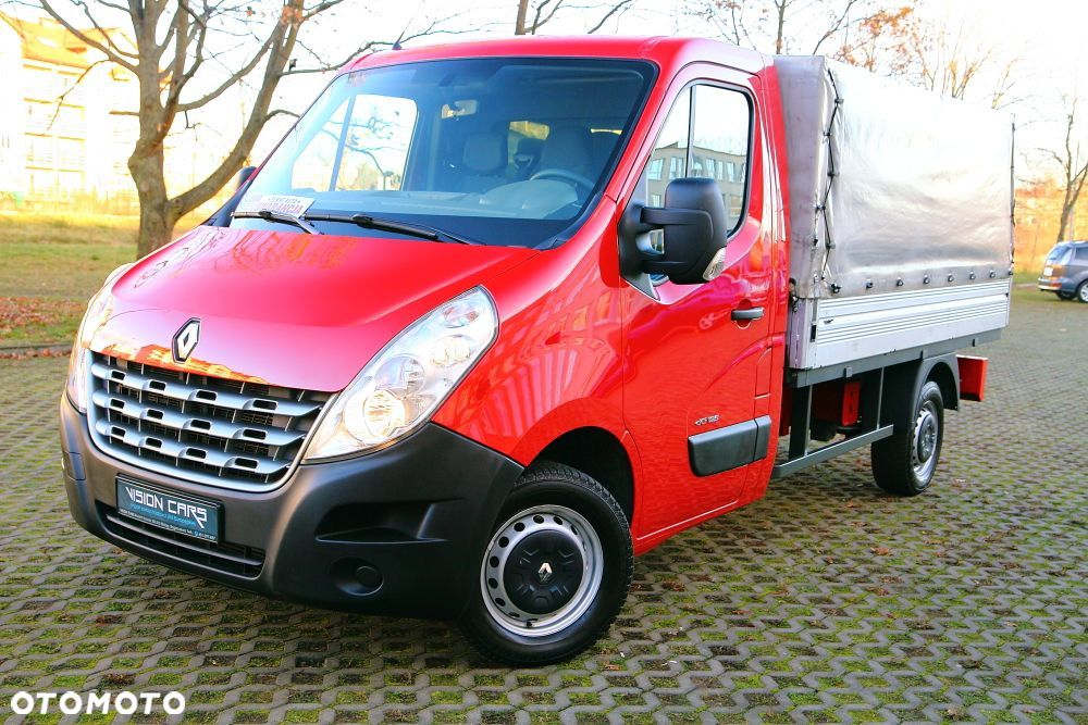 Renault master  2,3 DCI 125ps jak NOWY - 2