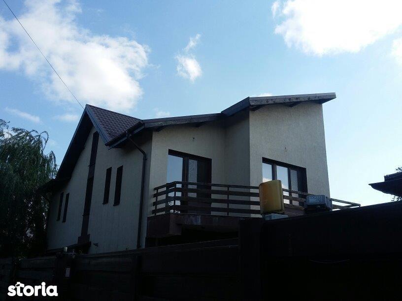 Casa de vanzare, Ilfov (judet), Strada Rozmarin - Foto 1