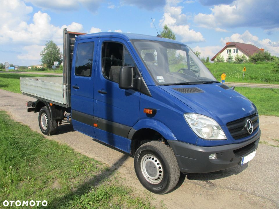 Mercedes-Benz Sprinter 316  Cdi 4x4 163KM Model 2011 Kat.B 3500kg DMC 6 Osób PL.Salon F Vat 23% - 14