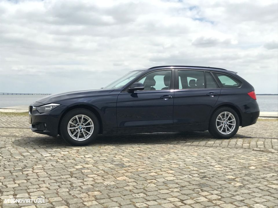 BMW 318 d Touring Navi - 1