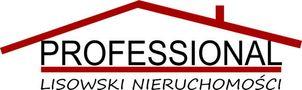 Biuro nieruchomości: PROFESSIONAL NIERUCHOMOŚCI LISOWSKI